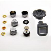 丽星外置胎压胎温检测报警器生产厂家太阳能充电胎压监测器批发商