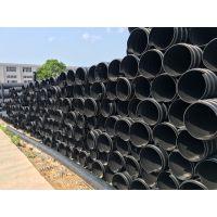 吉首钢带管/钢带增强波纹管厂家湖南易达塑业发货快捷