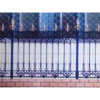 铁艺围墙|世通铁艺(图)|铁艺围墙 价格