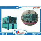 Refrigeration Air Cooled Screw Chiller For Chemical / Plastic Industry