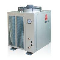 同益冷热联供全效热泵机组 宾馆热水系统
