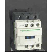 SCHNEIDER施耐德 LC1D09B7C接触器TeSys D系列三极接触器,交流24V控制电压