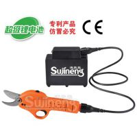 锂电池电动果树剪、电动橘子剪刀、电动园林修枝剪