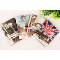 韩版联华文具/英伦风 PU护照本 时尚创意时尚证件包  时尚名片