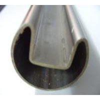 供应海南304不锈钢凹槽管 佛山不锈钢凹槽管生产厂家