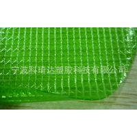 耐寒-40度 抗uv阻燃PVC透明双面涂层卷帘布卷帘材料