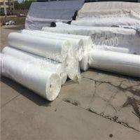 垃圾填埋厂300克长丝土工布 华龙聚酯长丝土工布厂家
