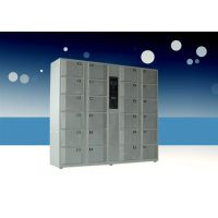 智能寄存柜(图),24门自动存包柜,自动存包柜