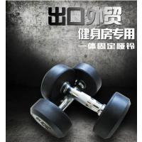 供应奥圣嘉包胶哑铃健身房专用专业力量训练器材