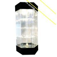 西安亚克力商品展示柜商场有机玻璃展示架批发