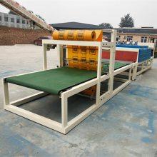 【诚信】甘肃兰州岩棉板热收缩膜打包机 多种保温板材热收缩膜裹包机