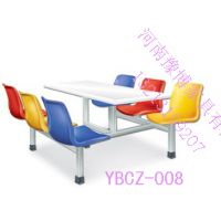 界首YBLTCZY连体餐桌椅价格,连体餐桌椅厂家,连体餐桌椅批发,连体餐桌椅定做