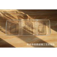 厂家直销 微景观 三格 玻璃 调料盒 花盆摆件挂件创意