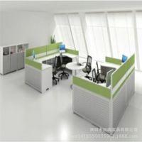 【办公屏风】天津办公桌厂家-现代板式办公桌图片及价格-办公桌规格-天津厂家直销