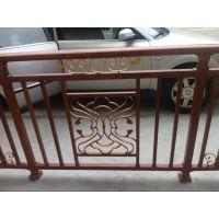 广东韶关,清远,阳江锌钢阳台栏杆,木纹色阳台栏杆,古铜色阳台栏杆,别墅栏杆,别墅欧艺围墙栏杆,价格