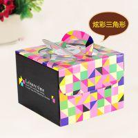厂家直销 韩国烘焙包装 西点盒蛋糕盒月饼盒 现货定做批发蛋糕盒