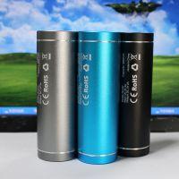 工厂直销全新智能手机移动电源 DC5V 2A 5000mAh随身小巧充电宝