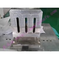 abs/pc/亚克力透明塑料盖盒子热熔超声波压合焊接机