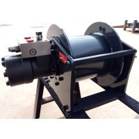 广汇液压绞车(卷扬机)单绳拉力1.0吨)(GHW178-08-59)