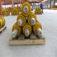 工程机械配件推土机配件四轮一带山推推土机SD16拖带轮16Y-40-06000