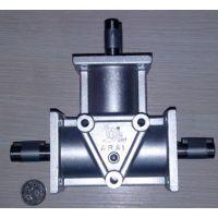 ARA1-1:1-LR齿轮换向器 合金铝外壳全方位安装