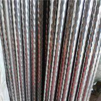 供应出口优质201不锈钢螺纹管,36*1.0钛金螺纹管,价格优惠