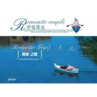 欧式贡多拉工艺景观船 酒店装饰道具木船出售 婚纱摄影船