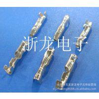 供应∮3.5子弹头公母长短端子、公母对接接线端子、压线端子