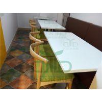 家具厂家批发餐桌椅组合 天然大理石餐桌时尚饭店餐桌批发
