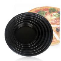 千团精工12寸 不沾 直接可以在盘里切割 烘培 不可缺少 深 披萨盘