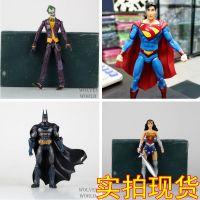 正版散货 OPP 超人 黑色蝙蝠侠 神奇女侠 有链小丑 手办 公仔摆件