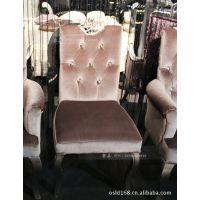 供应【欧匠】欧式实木椅子 新古典高档家具餐椅 会议椅OS-028-01