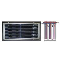 阳台型U型管集热器