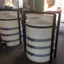 供应盐城滚塑加药箱 MC-500L次氯酸钠储罐