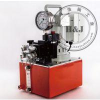 台湾H&J进口R14PE55电动液压扳手专用泵