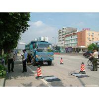 公路安全检测地泵120吨动态无线轴重仪