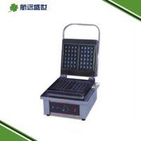 电热心形松饼机|做格仔饼的机器|烤华夫饼的机器|早餐店华夫饼机器