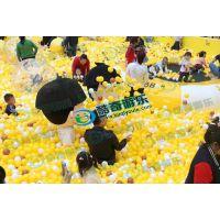 海洋球蹦床碰碰球池百万海洋球池