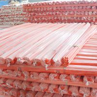 PVC绝缘阻燃管红色蓝色B型管PVC电工线管管材配件PVC电工套管绝缘阻燃彩色管