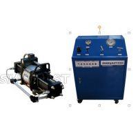 气体压缩增压机  气动增压泵  高压气体  氢气/氮气/氧气/空气等