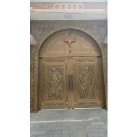 庙宇铜门制作铜门