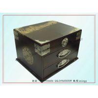 文玩艺术品包装盒 珍藏礼品包装木盒 珐琅包装木盒烟壶木盒定做