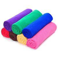QMJ070 30*70洗车巾超细纤维擦车巾家用除污毛巾汽车用品批发