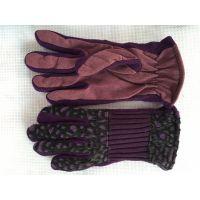 供应男女士秋冬保暖防风手套 电动车摩托车手套 加厚加绒款式 义乌手套货源
