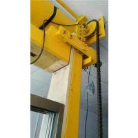 鹰潭门窗生产企业调试门窗的常用设备门窗调试架