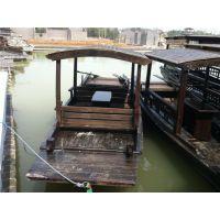 供应庆荣木业出售单篷船、高低篷、木船、画舫船、画舫游船等