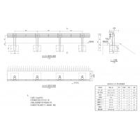 互通波形梁护栏板、高速公路护栏板、波形护栏安装