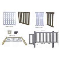 防护栏模具制作、云南防护栏模具、晶通模盒厂家
