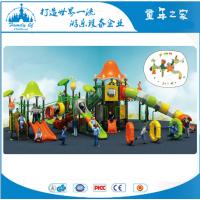 济南哪里有卖幼儿园滑梯 青岛儿童组合滑梯厂家 大型户外滑梯