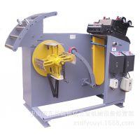 中山冲压自动放料矫正机,二合一送料矫正机,二机一体放料整平机